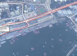 Bing map of Tuen Mun